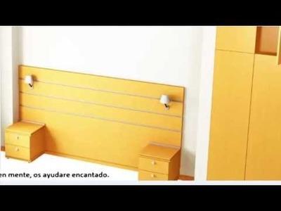 Como hacer un cabecero de dormitorio