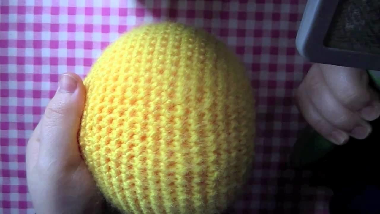 Craft Tips : How to make your amigurumi fuzzy. Haz tu amigurumi peludo