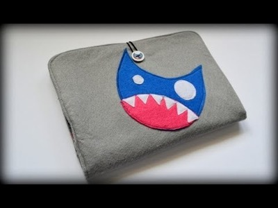 Funda para Ipad o tablet DIY - DIY Ipad or tablet case