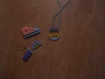 ❤ Mi coleccion de hama beads ❤  Parte  ➂ 卐