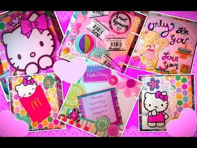 Mini♥SMASH BOOK♥ Mini Album Scrapbook reciclado