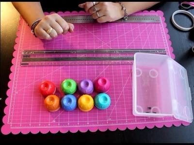 Tutorial utilizar la magnetic twist trimer  Bellaluna Crafts  Tienda Online MAteriales Scrapbooking
