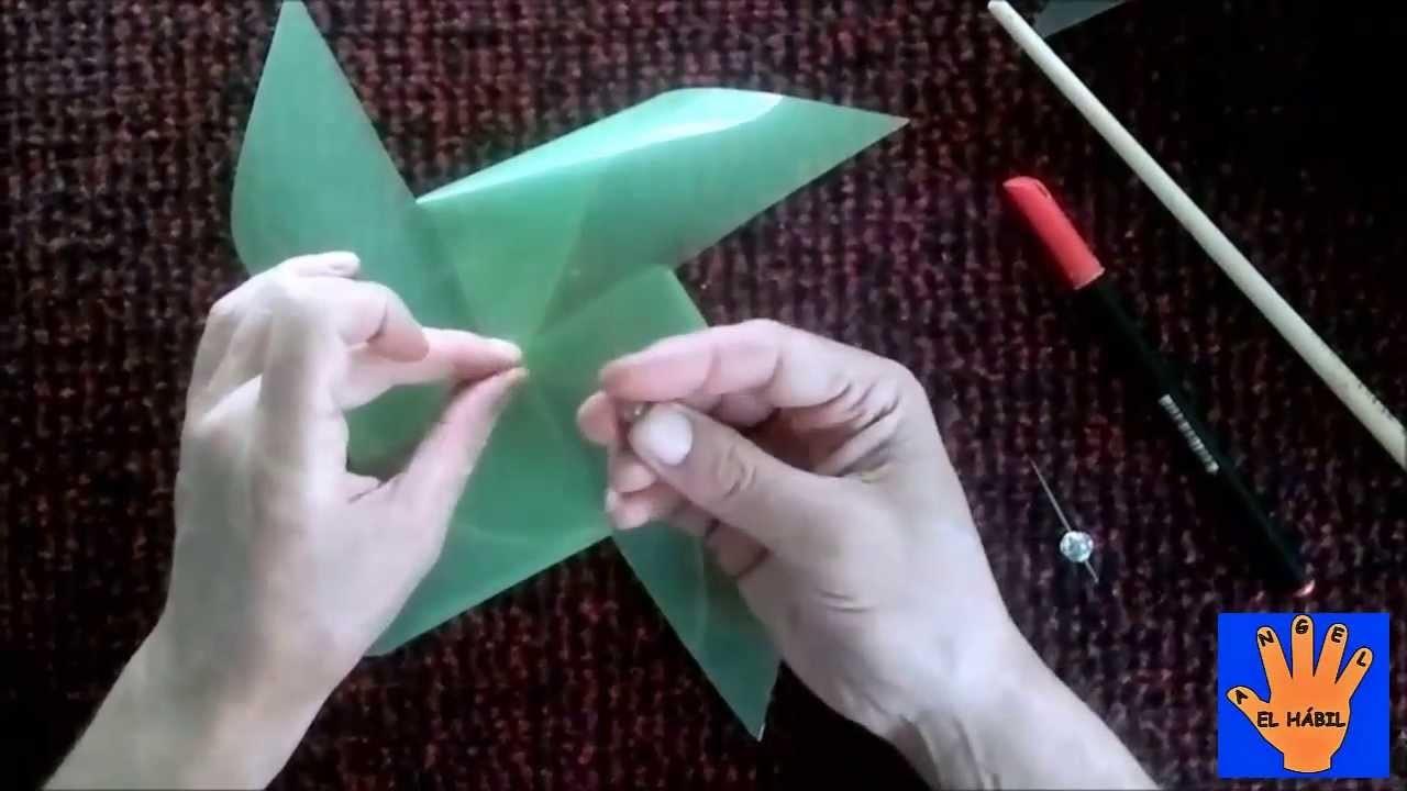 Tutorial: Molinillo de papel. Paper mill.