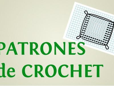 Cómo hacer patrones a crochet: gráficos de crochet para imprimir y compartir