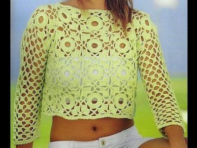 Galería de fotos de tejidos a crochet 20