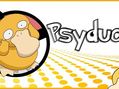 Psyduck en Cerámica al Frío. Psyduck in Polymer Clay Epecial 100 Subs!