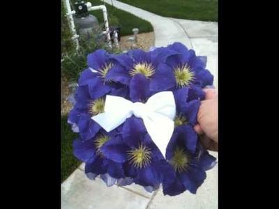Tarjeta de flores para el dia de la madre 5.09.2010