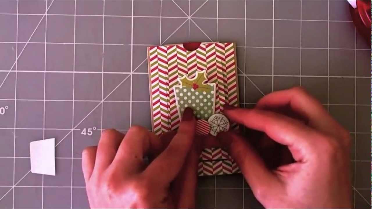 Christmas: Slide Card - Tarjeta deslizante