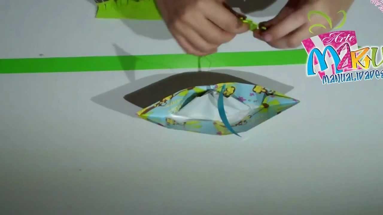 Como hacer barco de papel. barco de papel how to make paper boat.   paper boat