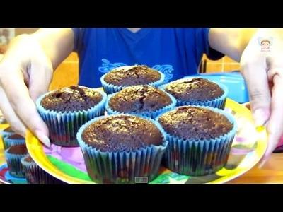 Como hacer cupcakes con el CUPCAKE MAKER Parte 3 DIY TUTORIAL