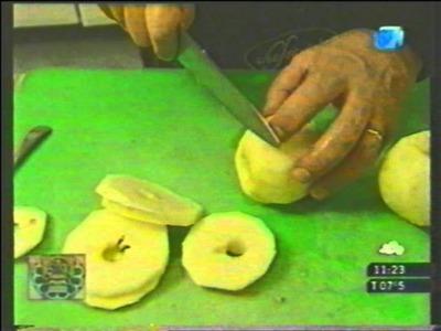Desde el Aljibe - Buñuelos de Manzana y Almendra