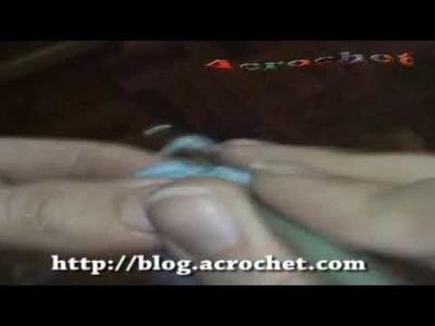 Gorrito Hexagono parte 1