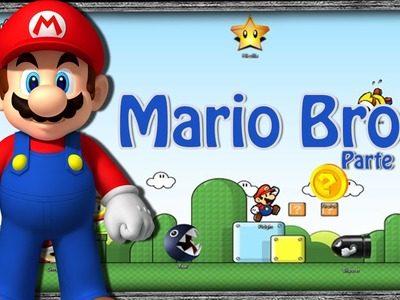 Mario Bros en Cerámica al Frío.Mario Bros in Polymer Clay- Parte 1.2
