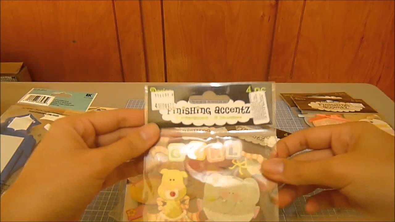Scrapbooking en Español Episodio 3  Materiales y Herramientas para Scrapbooking Parte 2 de 3