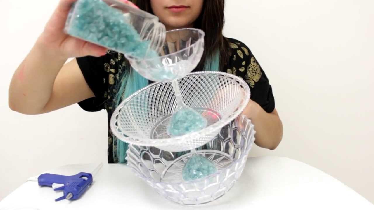 DIY Organizador de accesorios. Ideas para organizar tus cosas - Hablobajito