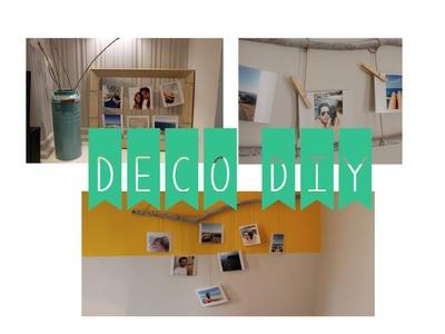 DIY | Cuelga tus fotos de forma original