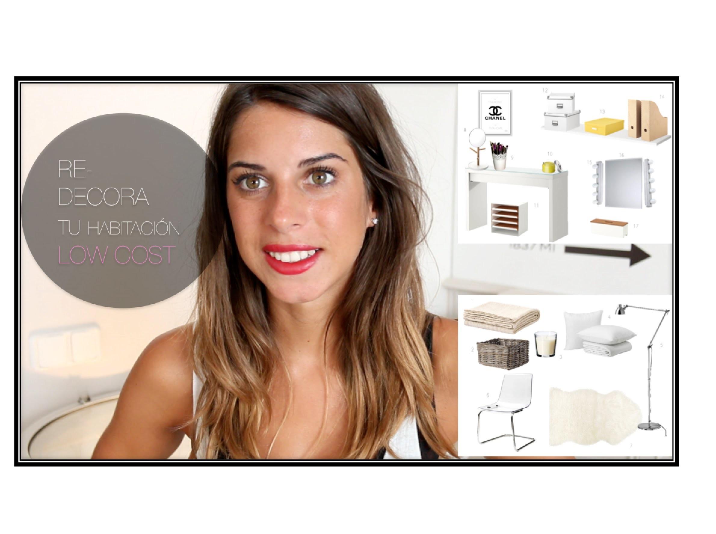Deco   Cómo transformar tu habitación de niña a mujer (low cost)