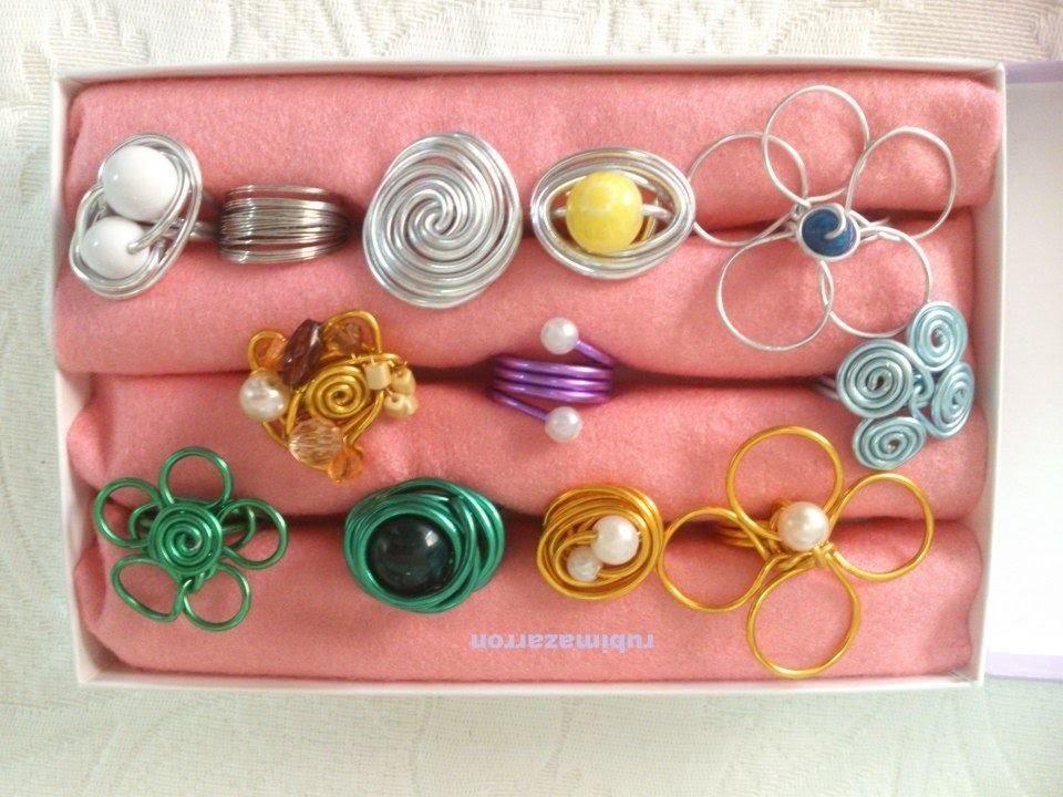 DIY:Como hacer una caja para anillos.