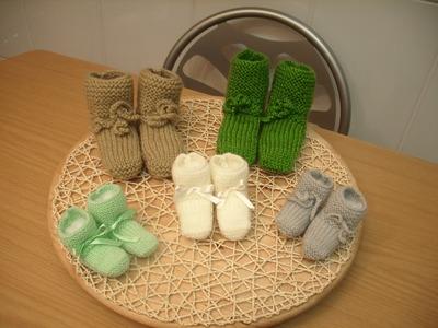Tejer capa cadenas de oro para ana t como tejer el - Como hacer talon de calcetines de lana ...
