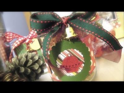 DN4: Cómo decorar una bolsa y un bote reciclado para regalo