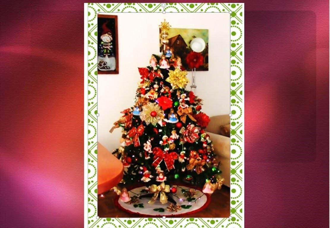 Manualidades de Navidad Crafts and Christmas greetings to subscribers