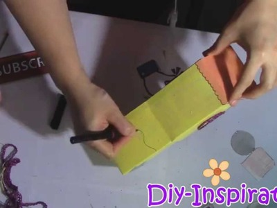 DIY: DISPENSADOR DE PAÑUELITOS DESECHABLES (Con caja tetra pack reciclada)