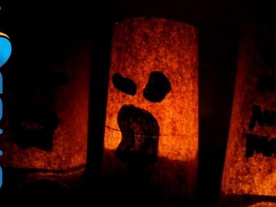 Hacer Portavelas caseros para Halloween