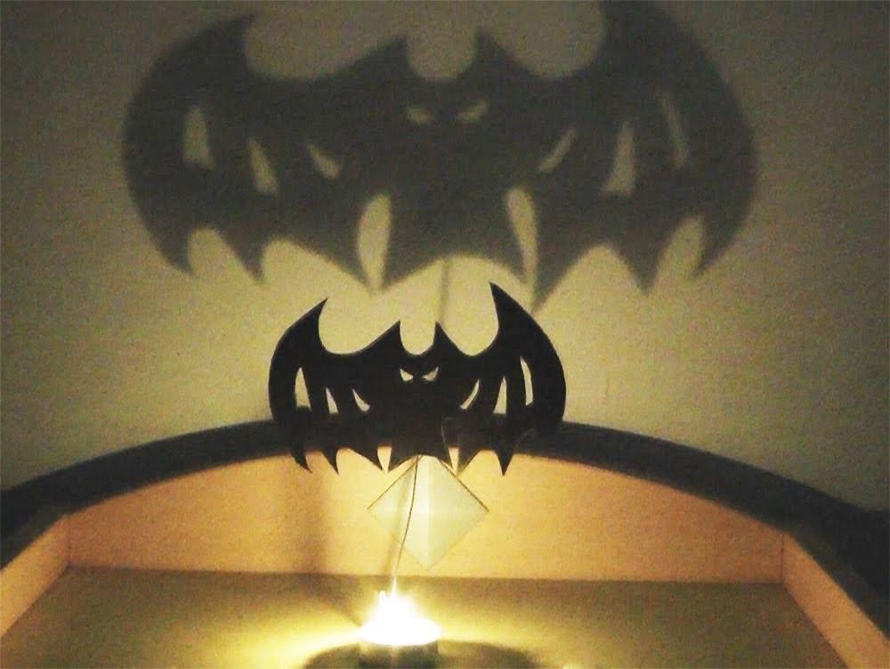 Manualidades para Halloween - Sombras Tenebrosas - Manualidades para todos