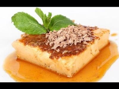 Receta: Como Hacer Leche Asada - Silvana Cocina Y Manualidades