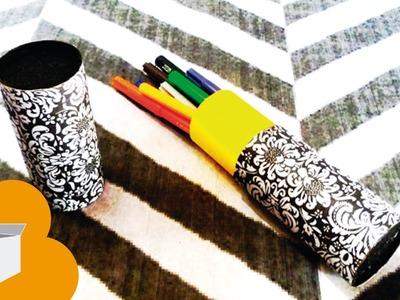 Back to school Estuche portalapices reciclado  (Lapicero)