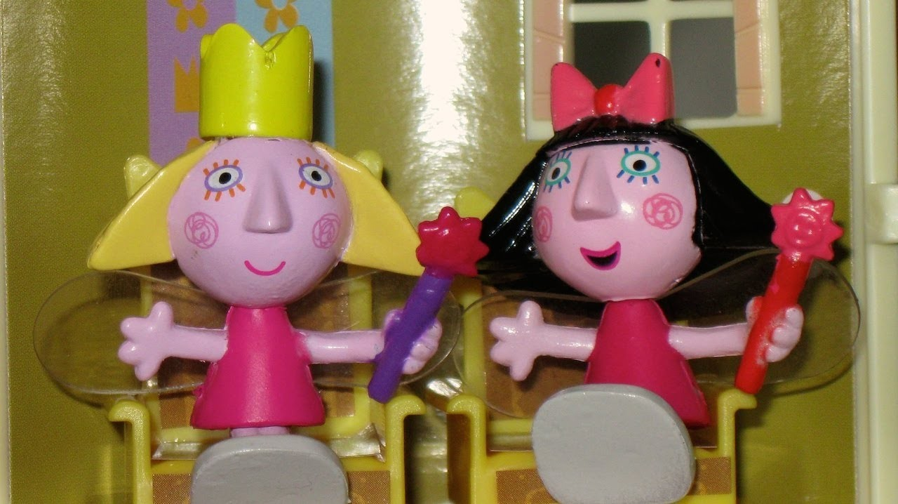 Ben and Holly's Little Kingdom Little Castle Magical Playset Review - Juguetes de Ben y Holly