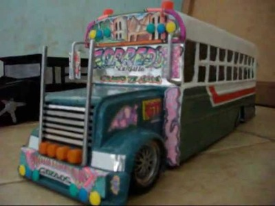Carros de Cartón de Panamá