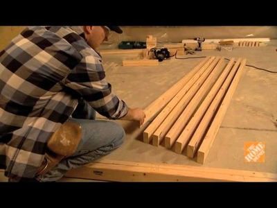 Cómo construir una pared divisoria
