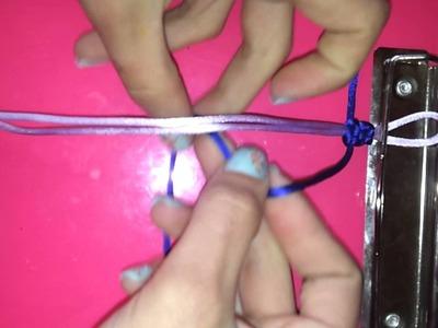 Cómo hacer una pulsera sencilla - Ideas para hacer pulseras