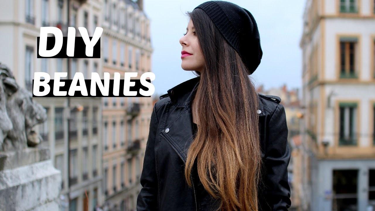 DIY ACCESORIOS: HAS TU PROPIO BEANIE   Jenny Sanchez