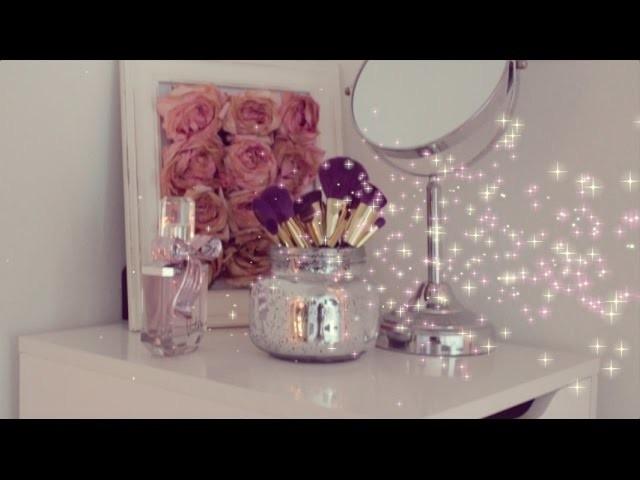 DIY♡ CUADRO CON ROSAS! Mini compras H&M