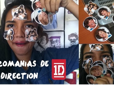 DIY: Stickers de One Direction