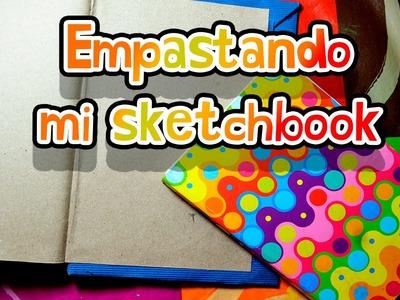 Empastando mi sketchbook CURSO DE VERANO | ArtGio