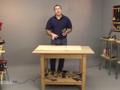 Envejecer madera natural (BricocrackTV)