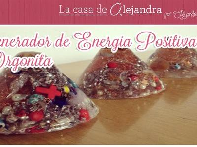 Generador de Energía Positiva: Orgonita DIY Alejandra Coghlan