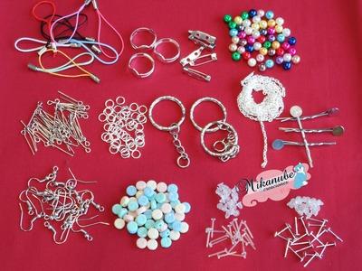 Material para manualidades y artesanía. (AGOTADO)