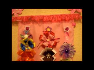 Organizador de accesorios de niña by angie