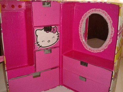Organizador infantil de HELLO KITTY