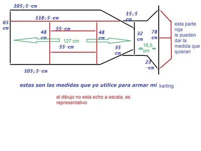 Como fabricar  karting . tutoriao de karting