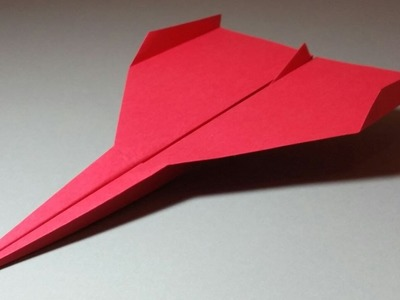 Como hacer un Avion de Papel - Aviones de Papel - Avion de Papel que Vuela Mucho | Limbus