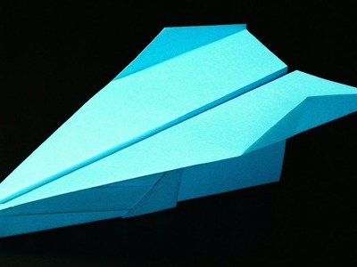 Como hacer un Avion de Papel - Aviones de Papel - Avion de Papel que Vuela Mucho | Phoenix
