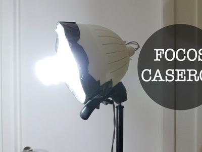 DIY- focos de iluminación para grabar por menos de 16€