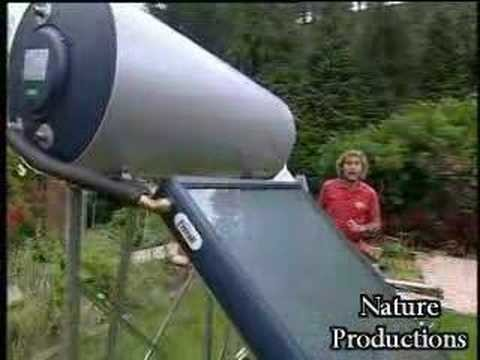 Energia solar - termotanque instalacion