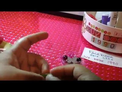 MANUALIDADES como hacer pulseras recicladas con tela y cuentas PARA CHIC@S
