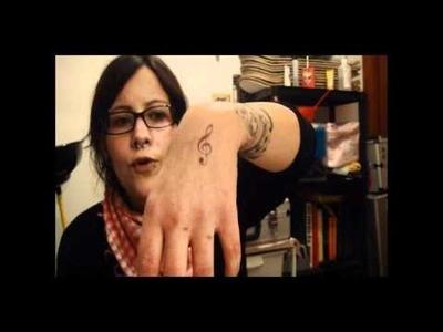 Paso a Paso Tatuaje Semipermanente Fácil, Rápido y Sin Dolor